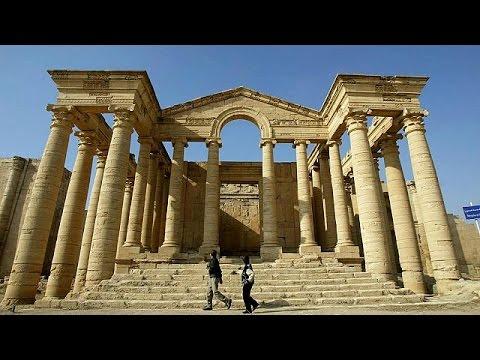 """تنظيم """"الدولة الإسلامية"""" يستهدف منطقة """"خورسباد"""" الأثرية بالموصل"""