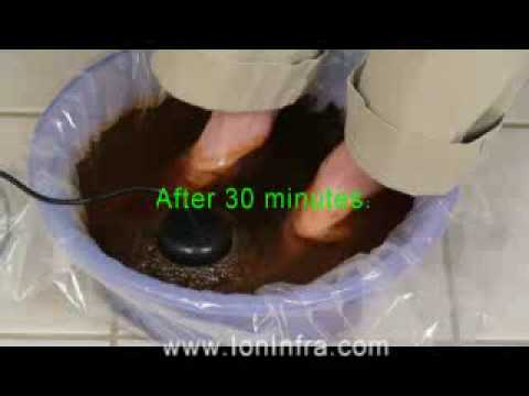 foot cleaning machine