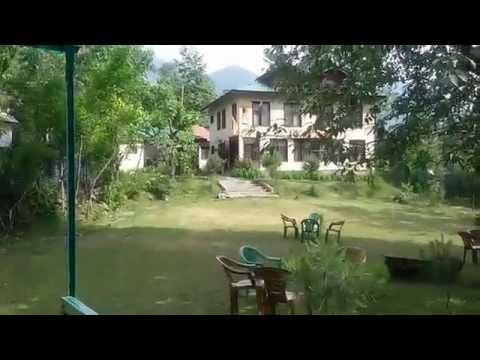 360 view from Sunflower Resorts, Pahalgam, Kashmir - India