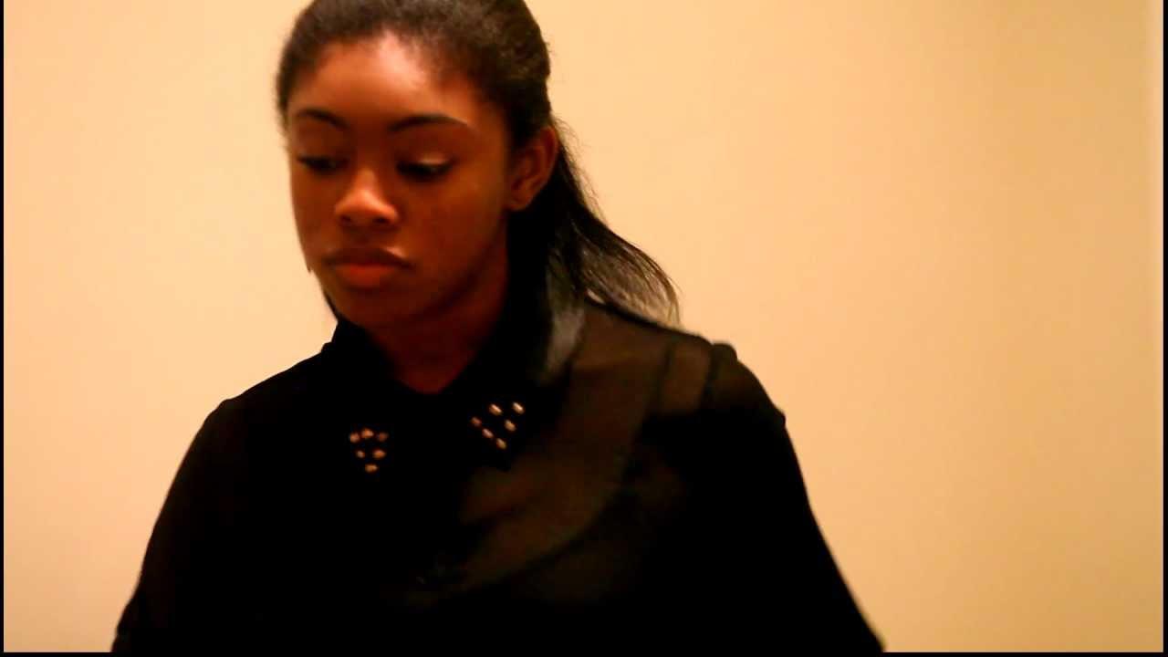 Fallin~By Alicia Keys(Cover): Aminah M. - YouTube Alicia Keys Fallin