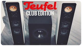 Club Edition Teufel Ultima 40 Aktiv | mein Hifi Review | deutsch |