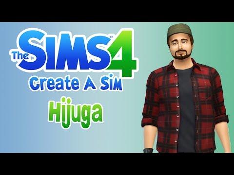 Let's Play Die Sims 4: Erstelle einen Sim [CAS Demo] - Hijuga