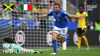 Jamaica v Italy - FIFA Women's World Cup France 2019™