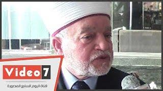 بالفيديو .. الجيش المصرى يمثل الميزان للمعركة الفلسطينية :بالفيديو .. مفتى القدس