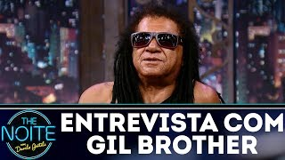 Entrevista com Gil Brother Away | The Noite (05/12/17)