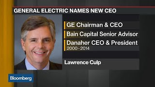 GE's Culp can do whatever he wants, says Jim Cramer