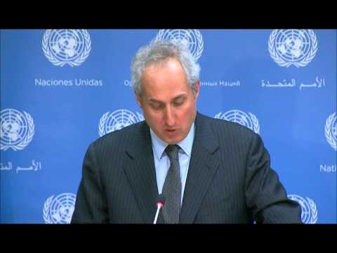 Syrian Presidential  Elections,UN Position