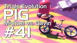 Trials Evolution - Achievement PIG #41 (Gavin vs. Michael)