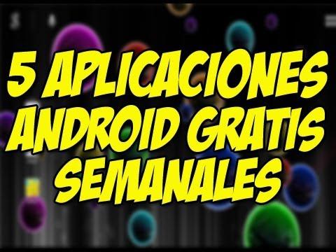 Las 5 mejores aplicaciones android de la semana : Happy Tech