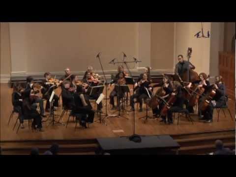 Mozart: Eine Kleine Nachtmusik, I. Allegro   New Century Chamber Orchestra