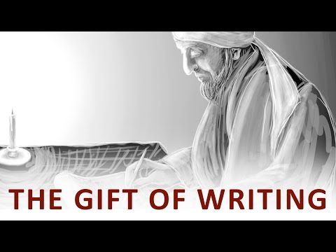 The Beginning And The End With Omar Suleiman: The Gift Of Writing (ep14) video