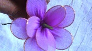 Usa Tus Medias Viejas Para Hacer Bonitas Flores - Hazlo Tu Mismo Manualidades - Guidecentral