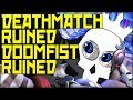 DOOMFIST AND DEATHMATCH ARE DEAD, OH MY! - Overwatch!