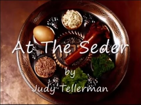 At The Seder- A Passover Song by Judy Tellerman