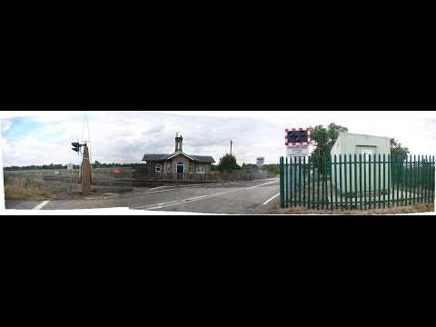 Winthorpe Crossing September and October 2014