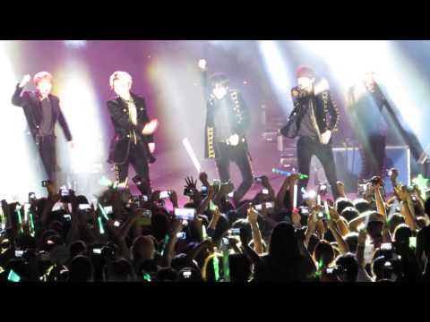 [fancam] 080414 SHINee World III in Argentina - Ring Ding Dong / Amigo