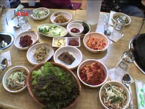 Cuisine Asia: Kimchi Korean Soul Food