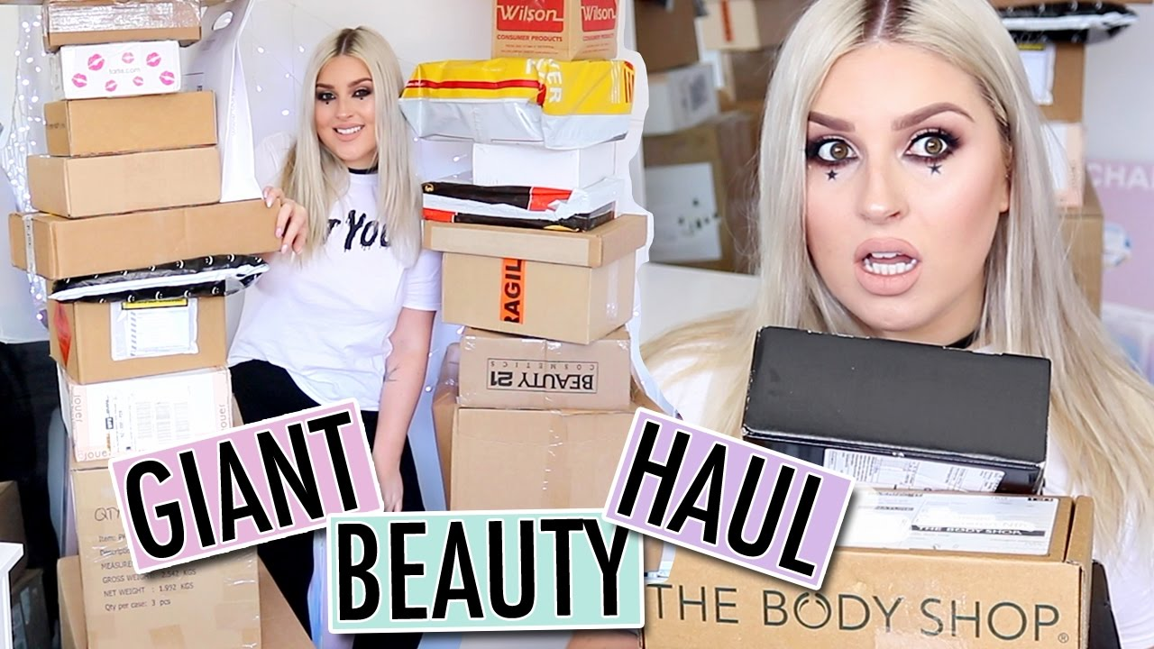 Unboxing Over 36 Packages! ♡ HUGE Beauty & Fashion Haul!