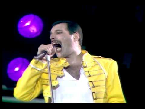 Queen - A Kind Of Magic (HQ) (Live At Wembley 86)