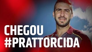 #PRATTORCIDA! PRIMEIRO DIA DE LUCAS PRATTO NO TRICOLOR | SPFCTV