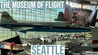 The Museum of Flight, Seattle, Washington