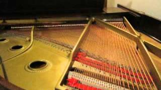 """Wait a little longer, please Jesus"" played by Calvin Yawn, piano & organ."