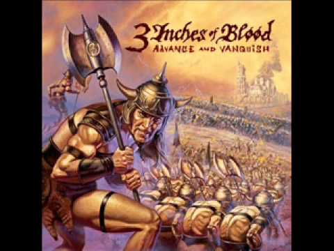 3 Inches Of Blood - Axes Of Evil