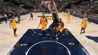 NBA Utah Jazz vs Indiana Pacers   Nov 19,  2018