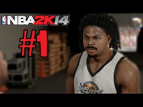 NBA 2K14 MyCAREER Ep 1 - Rookie Showcase + DRAFT DAY!!!