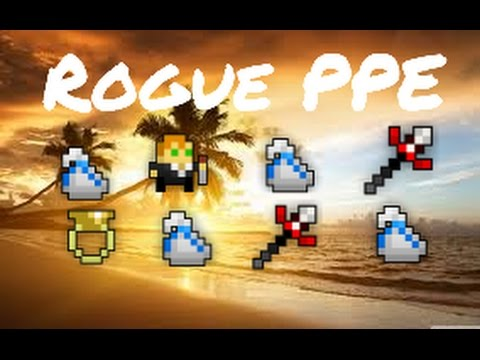 Rotmg : Rogue PPE