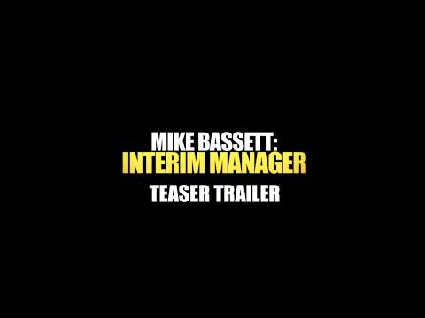 Mike Bassett Interim Manager trailer