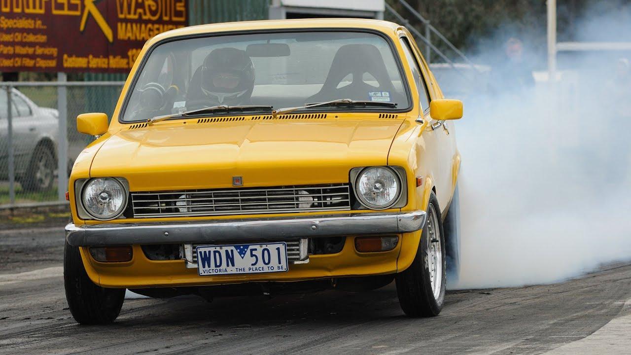 Holden Gemini Isuzu G180 Turbo