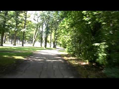 Bike Ride Through Assiniboine Park PART 1