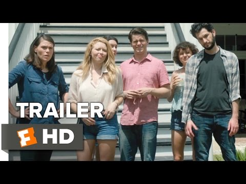 The Intervention Official Trailer 1 (2016) - Cobie Smulders Movie