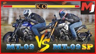 YAMAHA MT-09 SP : mieux que la MT-09 standard ?! 🤔🤔 MOTO JOURNAL