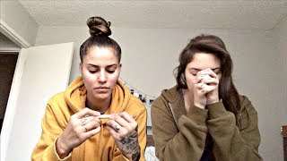 The Year We Tried To Get Pregnant!! * very emotional* | Lesbian Couple |