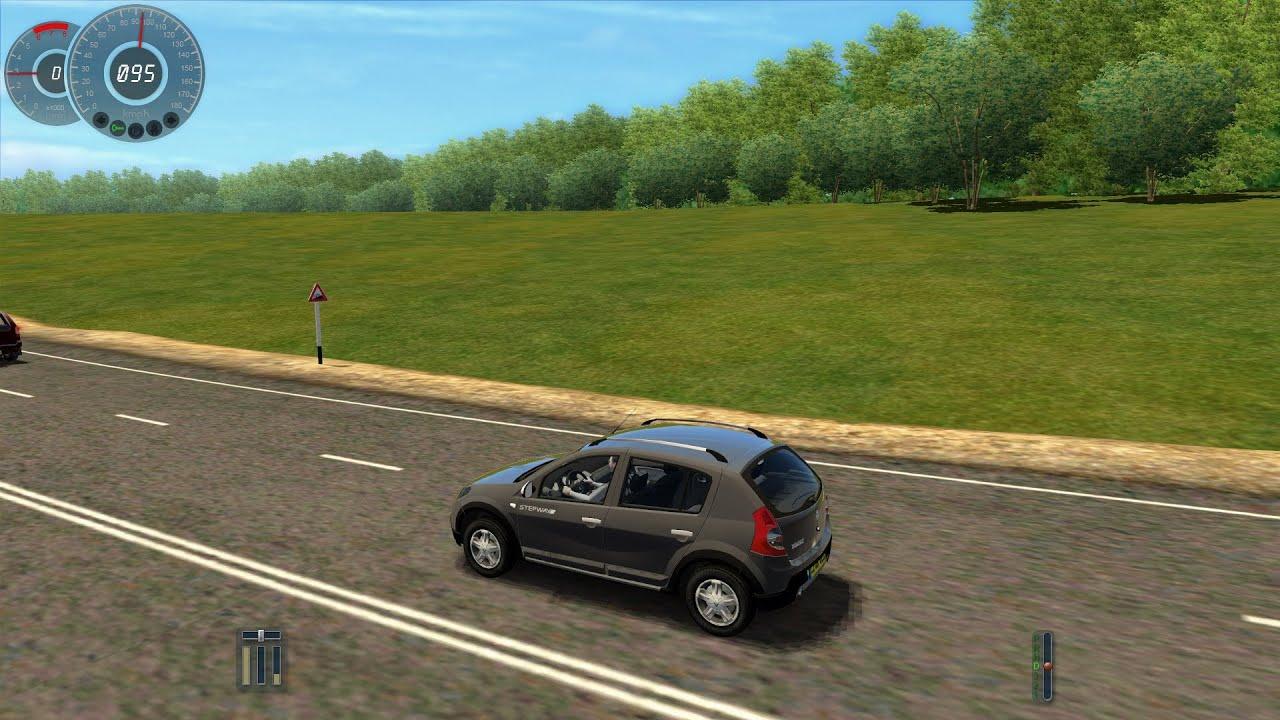 City Car Driving Renault