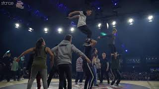 Hype Moments at Battle of the Year 2017 ► .stance