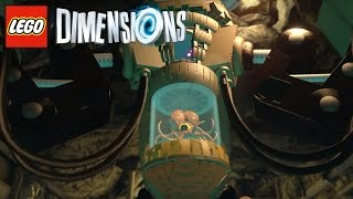 DALEK EMPEROR BOSS FIGHT - Lego Dimensions Gameplay #19 - 1080p 60FPS