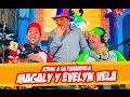 Jodas Telefónicas: A personajes de Farándula a Magaly Medina y  Evelyn Vela | Damian y el Toyo