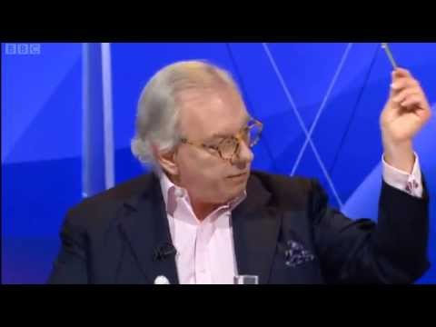 David Starkey Harriet Harman Victoria Coren fight on Question Time p1