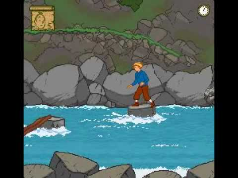 Soluce Tintin au Tibet partie 3/9 - Moyenne montagne + Sauvetage Milou