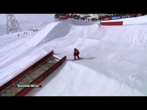 Torstein Horgmo's winning run - Burton European Open 2013