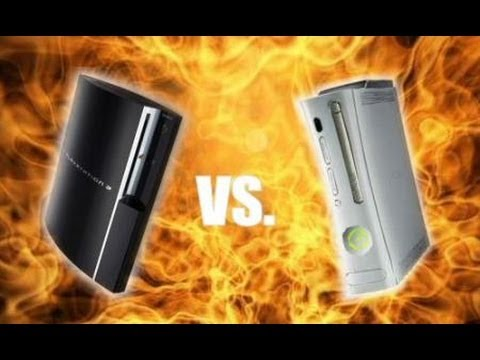 Xbox 360 vs PS3 (Mi opinión)