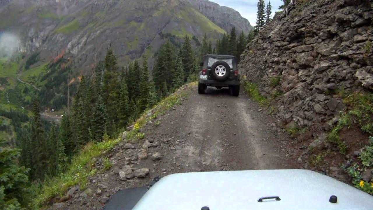 Governor Basin Colorado Ohv Jeep Trail Youtube