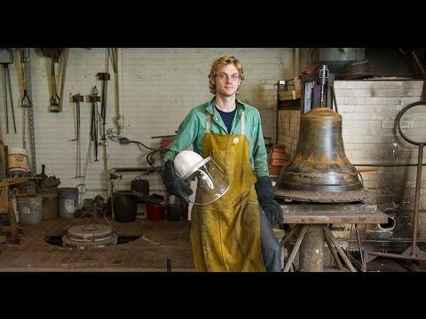 Notre Dame's Bell Maker