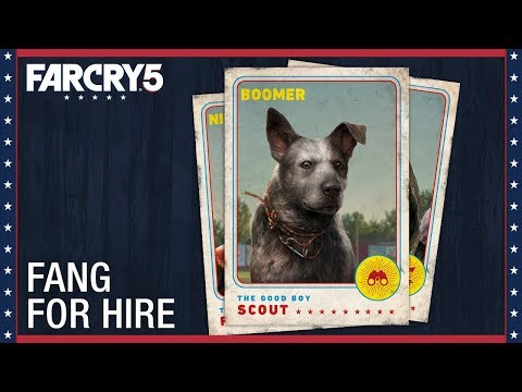 Far Cry 5: Boomer – Fang For Hire | Character Spotlight | Ubisoft [US]
