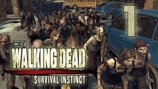 The Walking Dead: Survival Instinct | Mision 1 | En Español