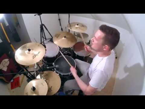 Muse - Hysteria (drum Cover) video