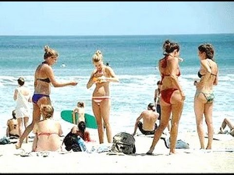 PANTAI KUTE - The Exotic Beach in Bali - Tourism Destination Indonesia [HD]